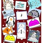 Join Presto Penguin and Silly Snowman as they play games and have fun.  Level 1 includes: Icy Igloos: Help Presto Penguin find his igloo by matchin...