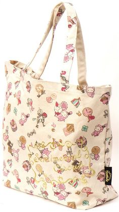 Sentimental Circus bag - it's so cute. And it has bunnies. I want.