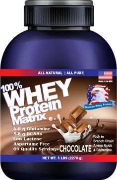 Helping In Increasing Your Stamina: 100% Whey Protein Matrix from Murican Whey Protein US can help you achieve the body weight and build that you want while helping in increasing your stamina, improving metabolic rate and even boosts your immune system.