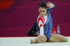 Raisman wins women's floor gold Olympics 2012