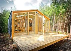 Tiny and Affordable Russian DublDom Home Can Be Assembled in Just One Day | Inhabitat - Sustainable Design Innovation, Eco Architecture, Green Building