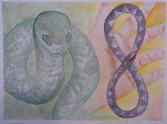 interpretation with two styles