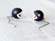 Chomp earrings :)