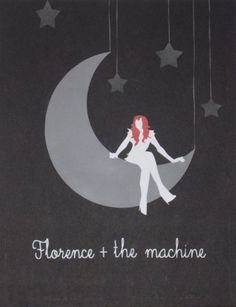 Recreated a poster of Florence and the Machine. Florence and the Machine We Heart It, Florence The Machines, Florence Welch, Office Art, Electronic Music, I Love Music, Amazing Art, Awesome, Illustrations Posters