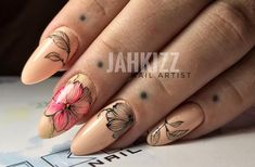 Spring Nail Art, Spring Nails, Fancy Nails, Gel Nails, Nail Designs, Finger Nails, Manicure Ideas, Angles, Stamping