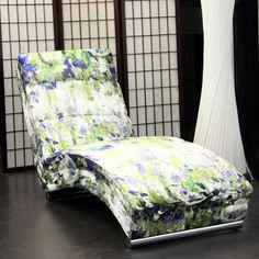 Half panama Flower Garden 5 - Linnen - Katoen - koningsblauw, deze is  beter