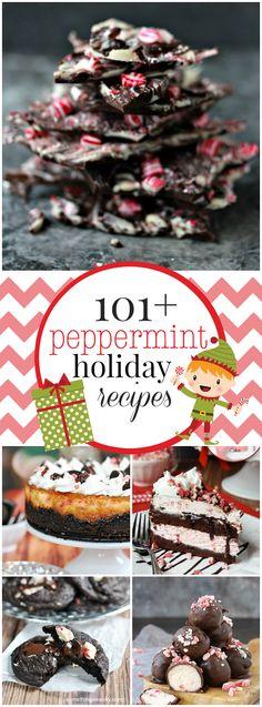 101+ Peppermint Recipes