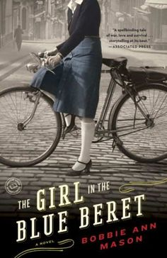 Bobbie Ann Mason's The Girl in the Blue Beret is a WW2 historical fiction book worth reading next. This list has tons of book club ideas!