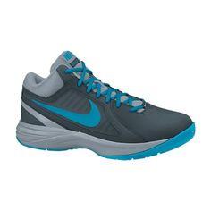 NIKE OVERPLAY VIII ΓΚΡΙ/ΣΙΕΛ Nike Free, Sneakers Nike, Shoes, Fashion, Nike Tennis, Moda, Zapatos, Shoes Outlet, Fashion Styles