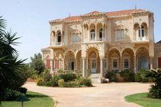 Traditional Lebanese Architecture, Mount Lebanon