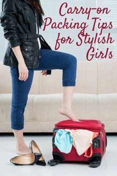 How to travel with only a carry-on http://damseladrift.com/carry-on-packing-tips/