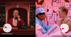 How to Use Color in Film – Example of Movie Color Palette and Schemes – Monochromatic – Grand Budapest Hotel2-min