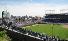 Groupon - Cubs Game Rooftop Seating at Wrigley Rooftop with All-Inclusive Food & Drink (Up to 53% Off). 12 Sunday Games Available. in Wrigley Rooftop. Groupon deal price: $79