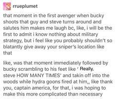 Bucky Barnes, Steve Rogers, Winter Soldier, Captain America