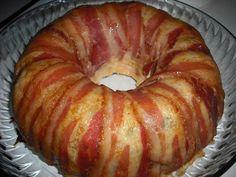 Honey Sauce, Hungarian Recipes, Hamburger, Crockpot, Nom Nom, Main Dishes, Sausage, Bacon, Food And Drink