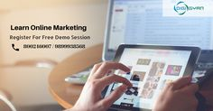 Learn Online Marketing Register For Free Demo Session http://bit.ly/2fHSZAq