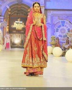 #Bridal Couture Week 2012