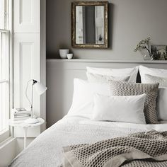 Lille Collection - White/Grey | The White Company