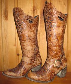Old Gringo Noctua Boots at http://www.rivertrailmercantile.com