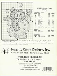 Christmas Charts, Christmas Cross, Free Cross Stitch Charts, Cross Stitch Patterns, Snowman Christmas Decorations, Christmas Ornaments, Cross Stitch Embroidery, Needlework, Crossstitch