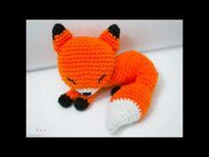 Tuto amigurumi chien, renard au crochet - YouTube