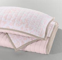 European Reversible Heathered Jersey Quilt