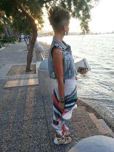 passeggiando... #kos #town #sunset