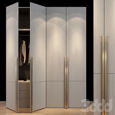 Wall Wardrobe Design, Wardrobe Interior Design, Wardrobe Door Designs, Bedroom Furniture Design, Bedroom Wardrobe, Closet Designs, Bathroom Interior Design, Wardrobe Furniture, Wardrobe Cabinets