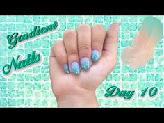 #31 Day Challenge / Day 10 / Gradient Nails