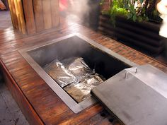 http://hangiguide.co.nz/ Hangi is a old-fashioned Maori technique of preparing food by steaming it below ground. The flavor is one of a kind and still used in the present day. Steam hangi