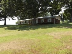 The Ultimate Shop & Home! Take a look at this newly listed 10 acres in small Ozarks town! This property features an all brick 4 bedroom home, a 120 X 40 insulated garage building and 10 acres! Home has many recent updates such as thermal pane windows, central heat and air, metal roof, and more! Shop was constructed in 2003 with all steel frame construction, 6 garage doors, heated, paint booth area, and the list goes on and on in Mammoth Spring AR