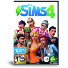 The Sims 4 PC Mac ($50) ❤ liked on Polyvore