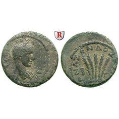 Römische Provinzialprägungen, Kilikien, Anazarbos, Severus Alexander, Diassarion 229/230 (Jahr 248), f.ss/ss: Kilikien, Anazarbos.… #coins