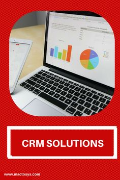 Boost the potential of your Busines by choosing Mactosys Software Solution Pvt. Ltd. CRM Solutions services You May Reach Us @mactosys