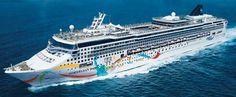 CRUISIN - Norwegian Cruise Line - Norwegian Dawn - Bridge Camera