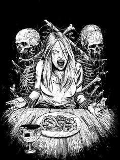 Sally, The Texas Chainsaw Massacre