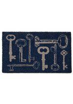 Home at Last Doormat in Keys | Mod Retro Vintage Decor Accessories | ModCloth.com