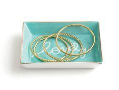 Lovely box for bracelets / by J.Crew gift guide