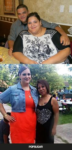 This is truly an amazing and inspiring story of how one woman found Zumba and lost 230 pounds dancing the weight off.