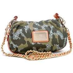 Contemporary Camo Crossbody Faux Leather Shoulder Bag, Goldtone Chain & Camel (Dark Green) Anais Gvani Camouflage Collection,http://www.amazon.com/dp/B00EDESMMW/ref=cm_sw_r_pi_dp_d-Fasb06J5G259BN