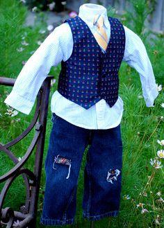 3c4a7171bb4 Preppy baby boy Ralph Lauren button down Izod by ginghamgiraffe