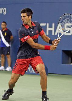 World ATP Number 1 Novak Djokovic. #Tennis  #NovakDjokovic