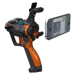 AppTag - Laser Tag for Your iPhone or Samsung Galaxy Phone | HEX3