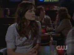 Gilmore Girls. Lorelai singing I will always love you. I always cry when I watch this.