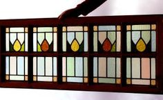 Architectural Antiques - English Stained Glass Windows, Etched Glass Doors, Wrought Iron, Wholesale, Sale