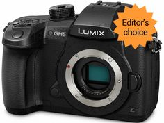 Best Camera for Vlogging. The PANASONIC LUMIX GH5