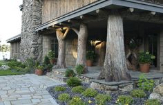 Exterior - rustic - Exterior - Minneapolis - Gabberts Design Studio
