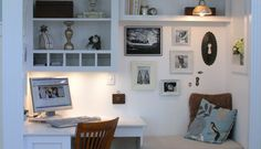 Elegant home office style (8)