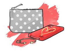 My best illustrated gift guide - what to get her for Valentine's Day