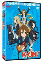 Anime DVD Review: K-ON! Anime Legends